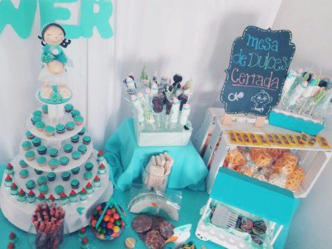 Mesa de dulces - Baby Shower